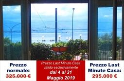 Appartamenti in vendita con terrazza a Messina