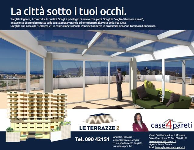 Appartamento In Vendita Viale Principe Umberto Complesso Le Terrazze 2 Messina Casequattropareti It