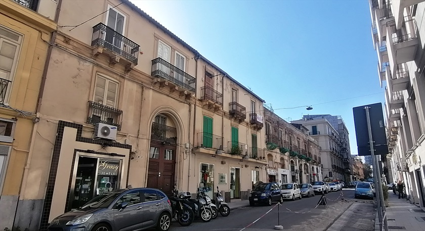 Appartamenti in vendita a Messina centro con terrazza
